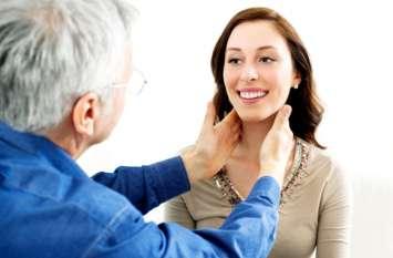 थायराइड डे स्पेशल : लक्षणों के आधार पर तय करते दवा की खुराक
