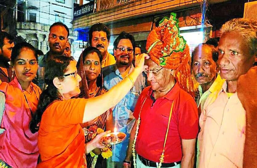 LIVE : भाजपा 1,46,842 मतों से जीती,मोदी लहर में विवेक ने जीता ग्वालियर का रण