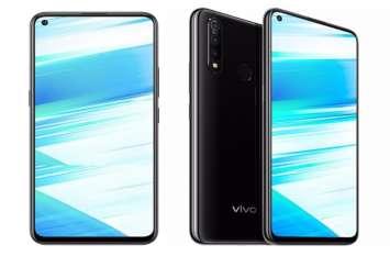 ट्रिपल रियर कैमरे के साथ Vivo Z5x स्मार्टफोन, 1 जून को पहली सेल