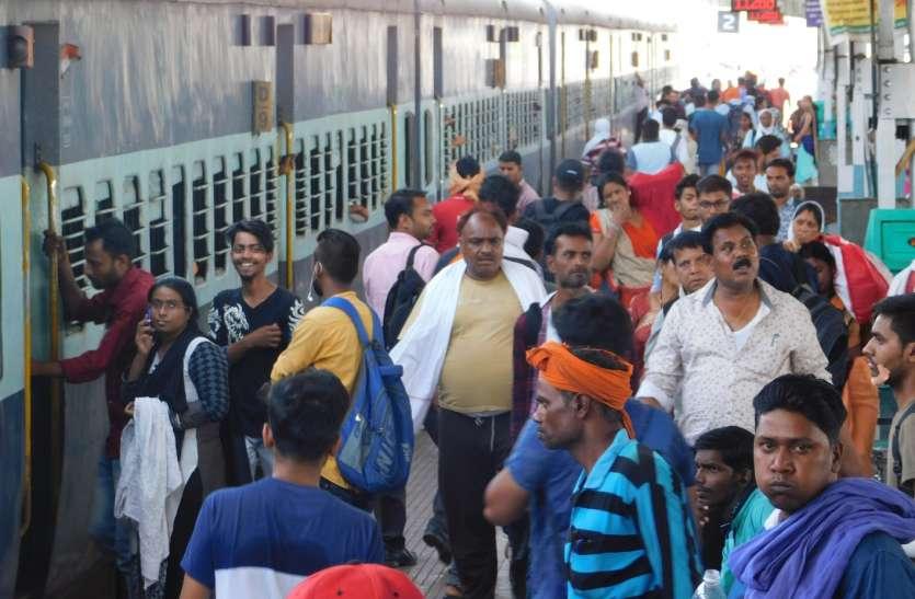 रेल यात्री ध्यान दें, अब इन दो नए स्टेशनों से चलेंगी एक्सप्रेस और शताब्दी ट्रेनें