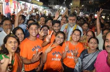 आठों विधायकों की लीड से भी अधिक लीड से जीते भाजपा के प्रहलाद