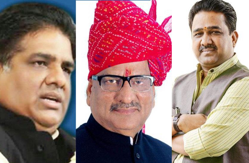 राजस्थान के तीन नेताओं ने संभाली तीन बड़े राज्यों की कमान, तीनों जगह फहरा भाजपा का परचम