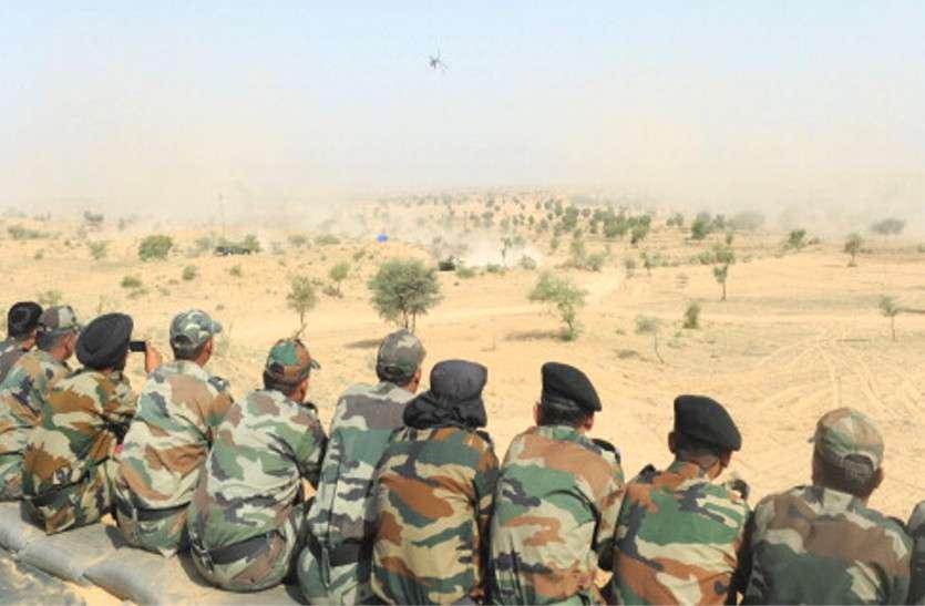 न गोला बारूद- न कोई मिसाइल, राजस्थान के रास्ते पाकिस्तान की नापाक साजिश, अलर्ट मोड़ पर सुरक्षा एजेंसियां