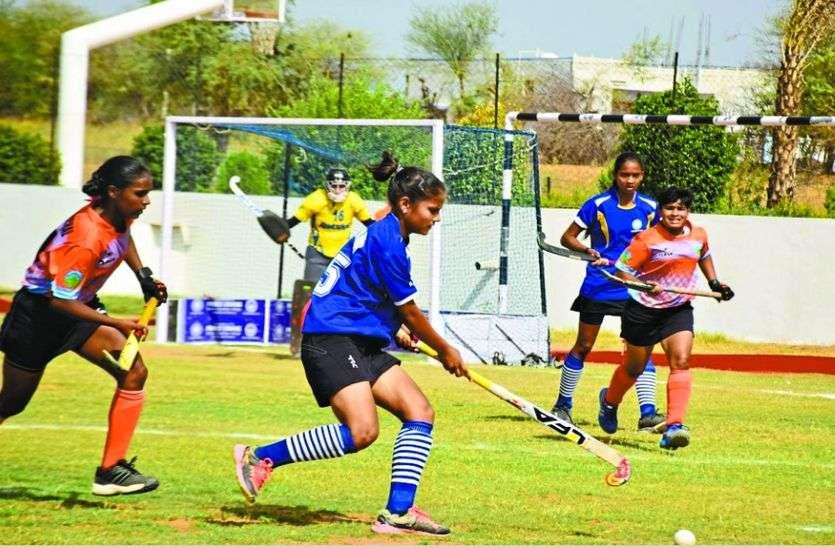 हिमाचल की बेटियों ने जीता हॉकी खिताब