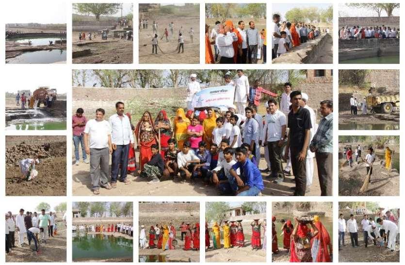 अमृतं जलम् अभियान में जोधपुरवासियों ने उत्साहपूर्वक निभाई जिम्मेदारी, देखें फोटोज