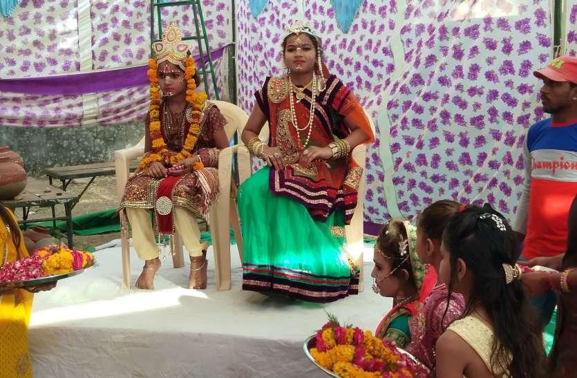 रुक्मणी विवाह का वृतांत सुनाया...देखे वीडियो