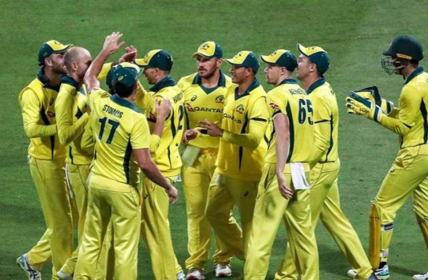 Cricket World Cup: वॉर्म अप मैच में ही हारा सबसे बड़ा दावेदार इंग्लैंड, ऑस्ट्रेलिया 12 रनों से जीता