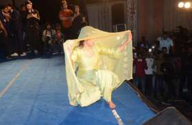 इस डांसर के ठुमकों ने जबलपुर के युवाओं को बना दिया दीवाना