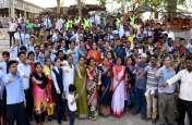 पत्रिका अमृतं जलम अभियान :  शिवनाथ नदी को बचाने उमड़ा जन सैलाब सभी ने नदी को प्रदूषण से बचाने व साफ रखने के लिए लिया संकल्प , See Video