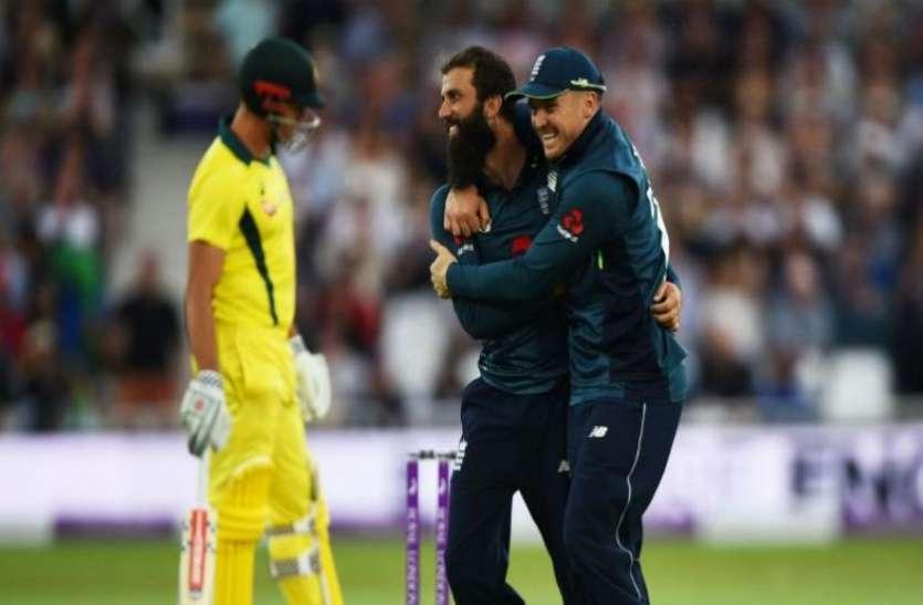 शर्मनाक: ऑस्ट्रेलिया-इंग्लैंड मैच में हार गया 'क्रिकेट'