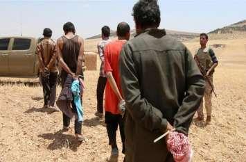 इराकी अदालत ने आतंकी संगठन ISIL से जुड़ने के आरोप में फ्रांस के 3 नागरिकों को दी मौत की सजा