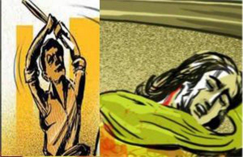 कलयुगी ससुर ने लाठी से पीट-पीट कर ले ली बहु की जान