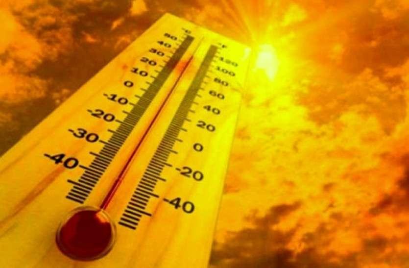 गर्मी ने छत्तीसगढ़ ने लिया प्रचंड रूप, नौतपा के दूसरे दिन मौसम विभाग ने जारी किया लू अलर्ट