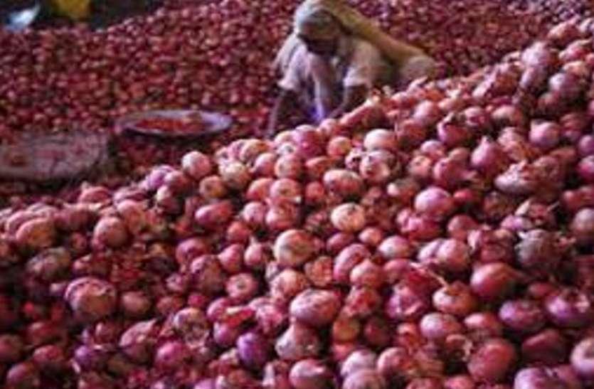 बांसवाड़ा : वागड़ में प्याज के दाम में उछाल, मध्यप्रदेश की स्कीम से आई तेजी
