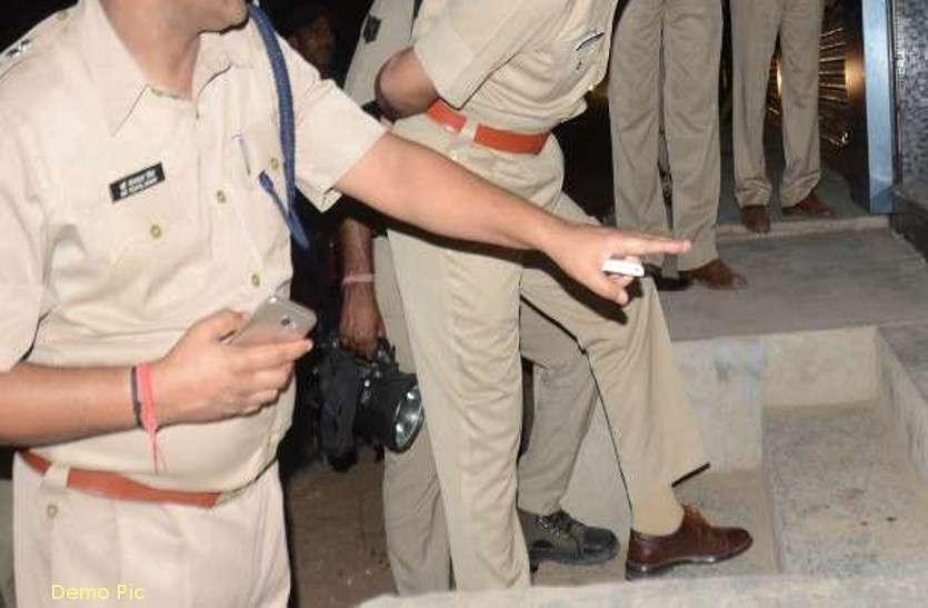 जयपुर :  व्यापारी पर फायरिंग से इलाके में फैली दहशत, घायल अवस्था में अस्पताल में इलाज जारी