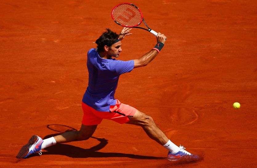 फ्रेंच ओपन टेनिस : फेडरर और मुगुरुजा समेत कई खिलाड़ियों ने बनाई दूसरे दौर में जगह बनाई