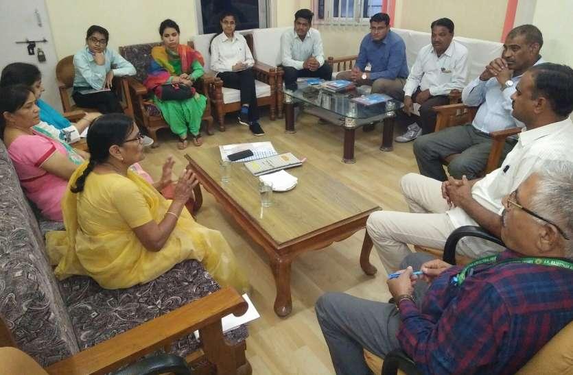एसकेआरएयूः रैगिंग मामलों की समीक्षा बैठक आयोजित