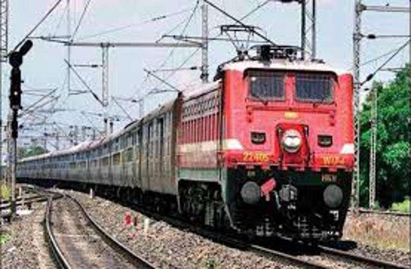रेलवे ने छेड़ा अभियान, 160 अनधिकृत वेंडर धरे गए