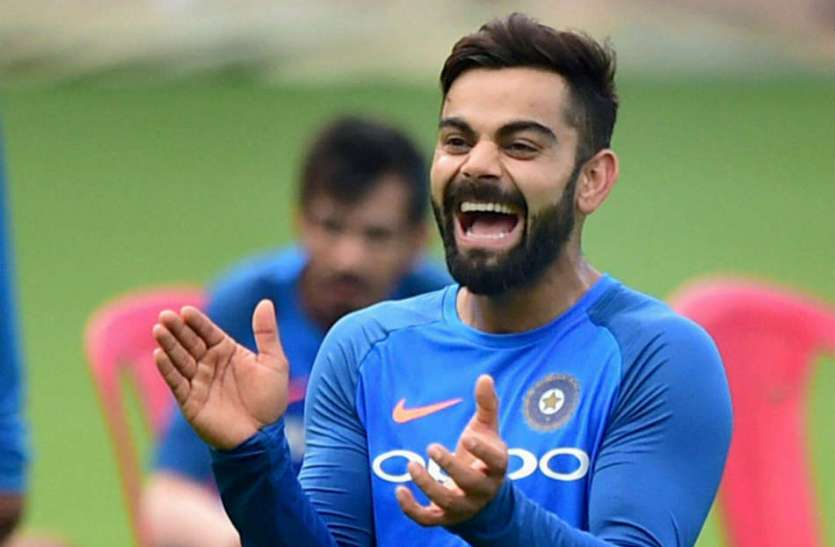 विश्व कप 2019: टीम इंडिया की हार में भी विराट कोहली ने खोज ही ली 'खुशी'