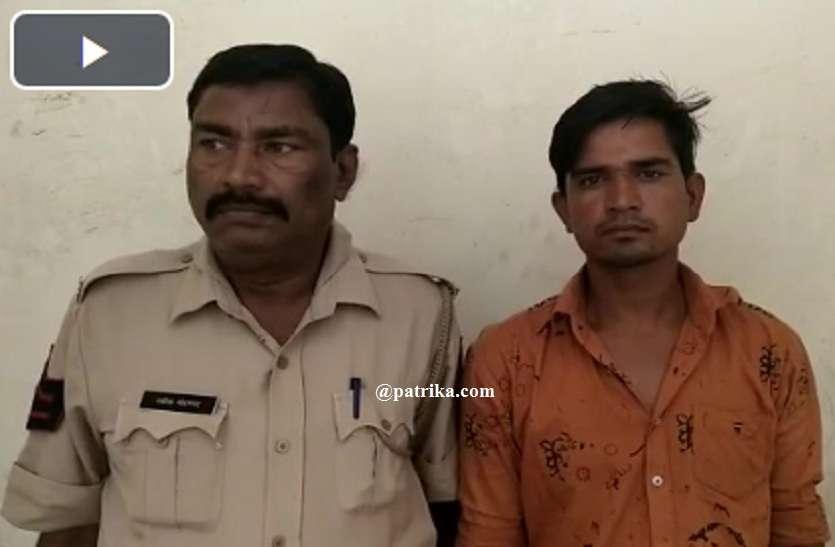 नाबालिग से दुष्कर्म के आरोपी को दस साल की सजा, दस हजार रुपए के अर्थदण्ड से दंडित किया