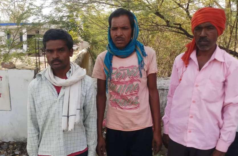 सूदखोरों से परेशान किसान का संदिग्ध परिस्थितियों में मिला शव, सूदखोरों पर लगाया हत्या का आरोप
