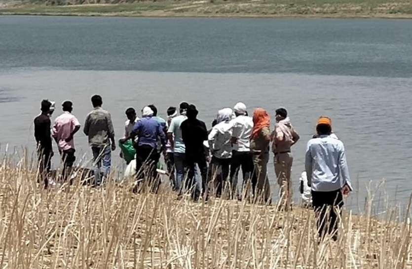 लापता युवक की चंबल नदी में मिली क्षत विक्षत्त लाश