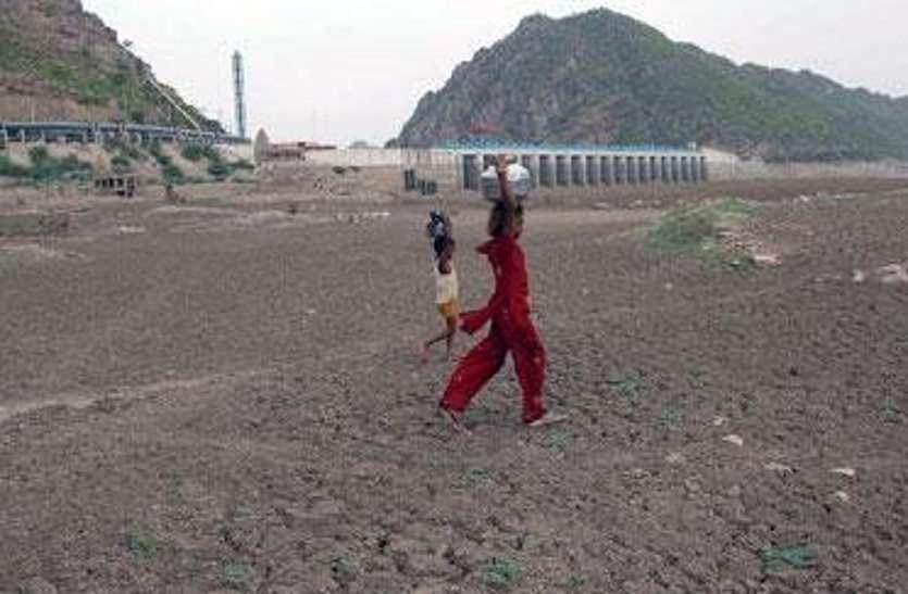 चिन्ताजनक : कभी भी बंद हो सकती है बीसलपुर से सप्लाई, मात्र 10 फीसदी पानी ही शेष