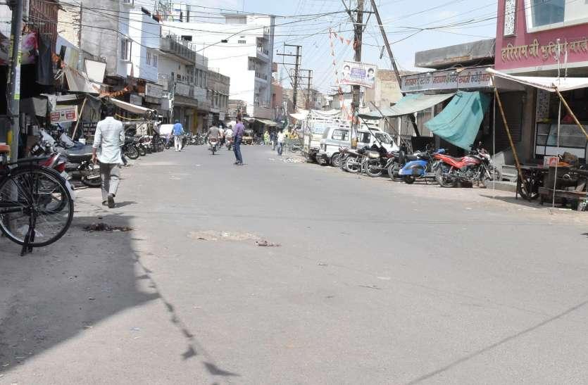 नौतपा में तपी धरती:  तेज गर्मी से सूनी नजर आई सड़कें : देखें फोटो