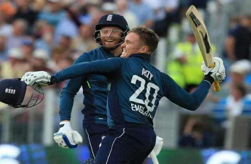 Cricket World Cup: इंग्लैंड ने अफगानिस्तान को नौ विकेट से हराया