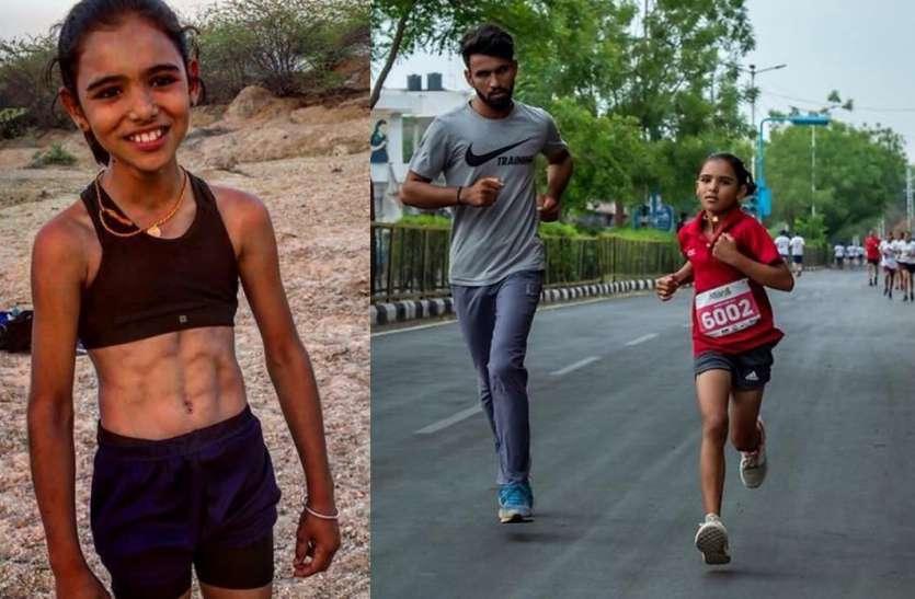 8 वर्ष की उम्र में 6 पैक एब्स बनाने वाली जोधपुर की एथलीट पूजा विश्नोई, देखें वीडियो