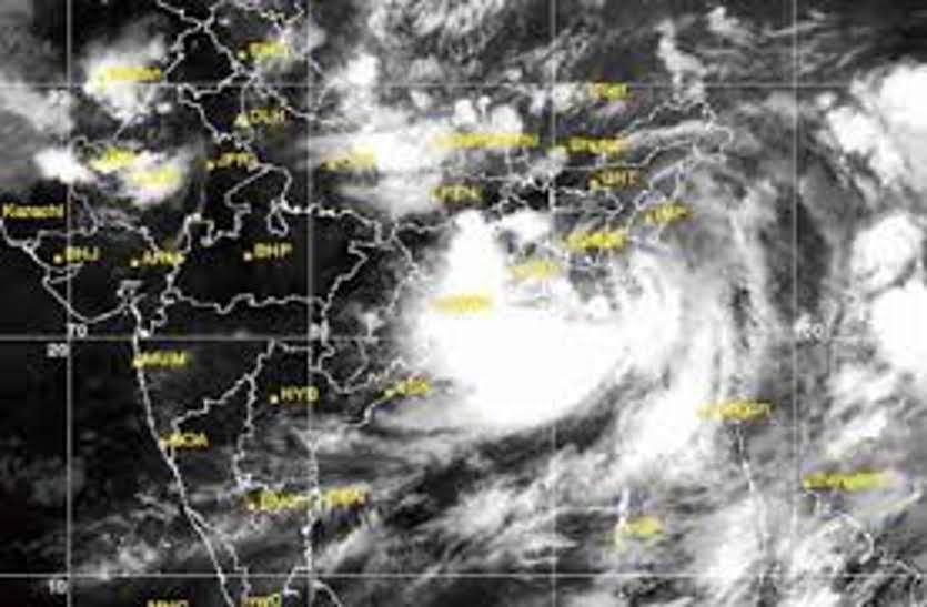 द्रोणिका के असर से इन जगहों पर हो सकती है बारिश, मौसम विभाग ने जताई संभावना