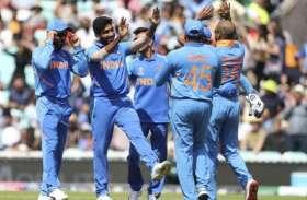 विश्व कप वार्मअप मैच: भारत ने बांग्लादेश को 95 रन से हराया