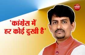गुजरात के विधायक अल्पेश ठाकोर बोले- 'कांग्रेस के 15 विधायक पार्टी छोड़ने को तैयार'