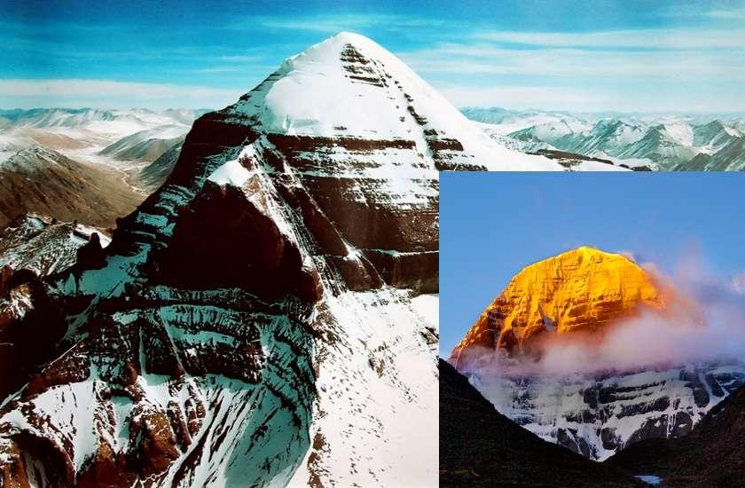 mysterious mount kailash