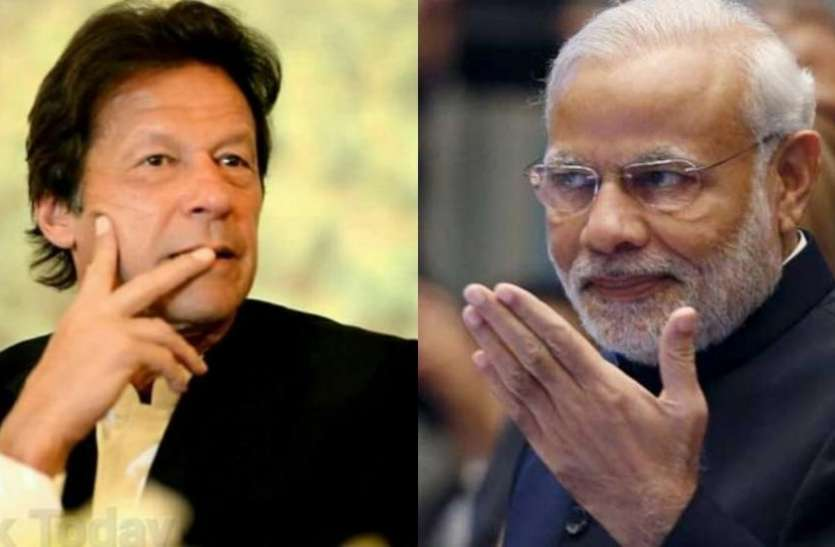 मोदी पार्ट 2- इमरान खान को पहला झटका, शपथ ग्रहण में नहीं बुलाया जाएगा पाकिस्तान