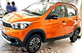 Tata Tiago NRG का ऑटोमैटिक वैरिएंट हुआ लॉन्च, कीमत भी है बेहद कम