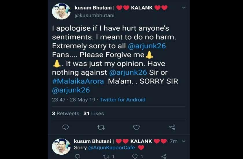 arjun-kapoor-reply-to-fan-tweet-hating-sridevi