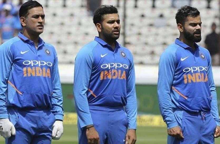 WC 2019: विराट, रोहित और धोनी एक तरफ, पूरी पाकिस्तानी टीम एक तरफ, फिर भी पलड़ा भारत का ही 'भारी'