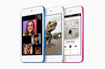 Apple iPod Touch लॉन्च, 40 घंटे तक लगातार सुन सकते हैं म्यूजिक
