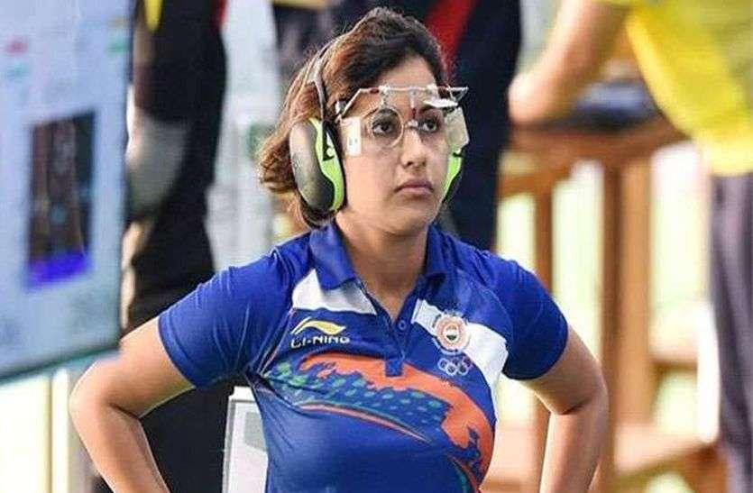 निशानेबाजी : मनु भाकेर ने कटाया टोक्यो ओलंपिक का टिकट, 7 भारतीय कर चुके क्वालिफाई