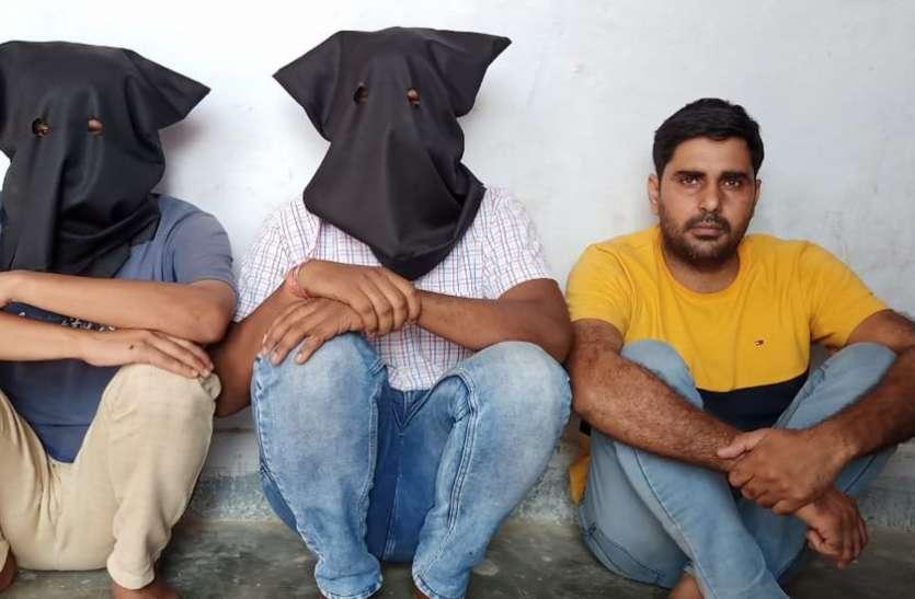 रवि मेघवाल हत्या प्रकरण में बापर्दा गिरफ्तार आरोपियों को भेजा जेल, शिनाख्त परेड के बाद पुन: किया जाएगा गिरफ्तार