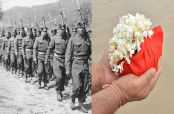 इटली में शहीद भारतीय सैनिकों को 75 साल बाद नसीब होगी वतन की मिट्टी, इस दिन देश में लाई जाएंगी पवित्र अस्थियां