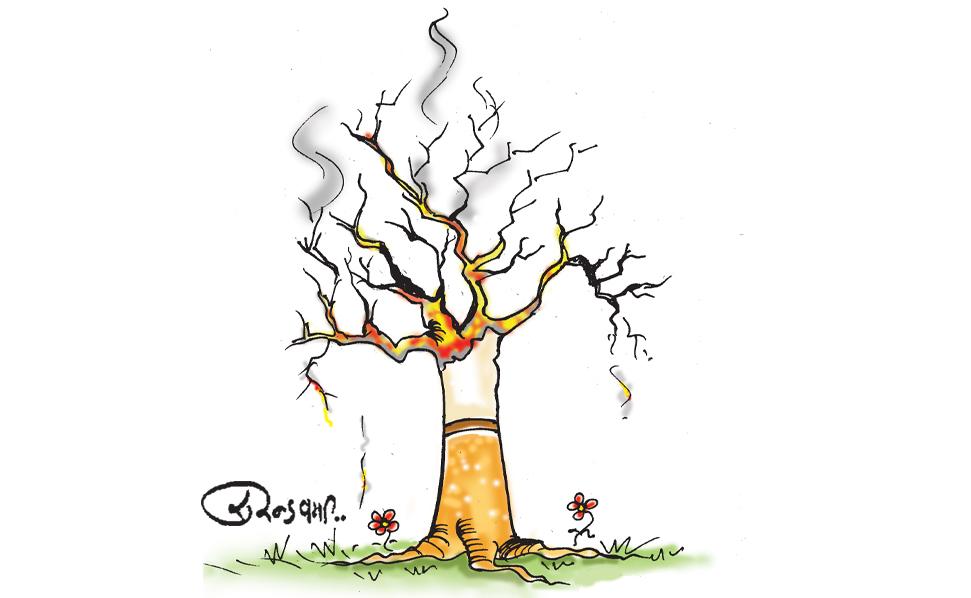 तम्बाकू का सेवन लंबे समय से कर रहे हैं तो हो जाइए सावधान !  कही ये बीमारी न घेर ले...