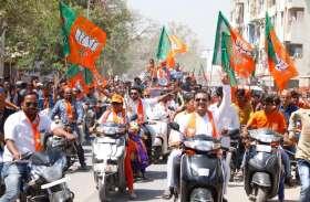 गुजरात में भाजपा को 173 विधानसभा सीटों पर बढ़त