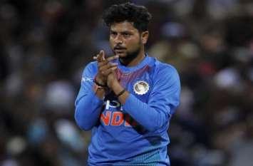 रिकॉर्डः वनडे में विकेटों का शतक पूरा करने से सिर्फ चार कदम दूर हैं कुलदीप यादव