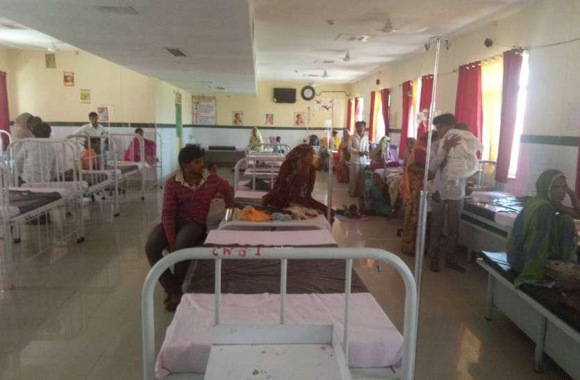 गर्मी में बढ़ रहे तापघात के मरीज