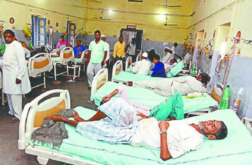 बिना विशेषज्ञों के चल रहा जिला अस्पताल, मरीजों को नहीं मिल रहा उचित इलाज