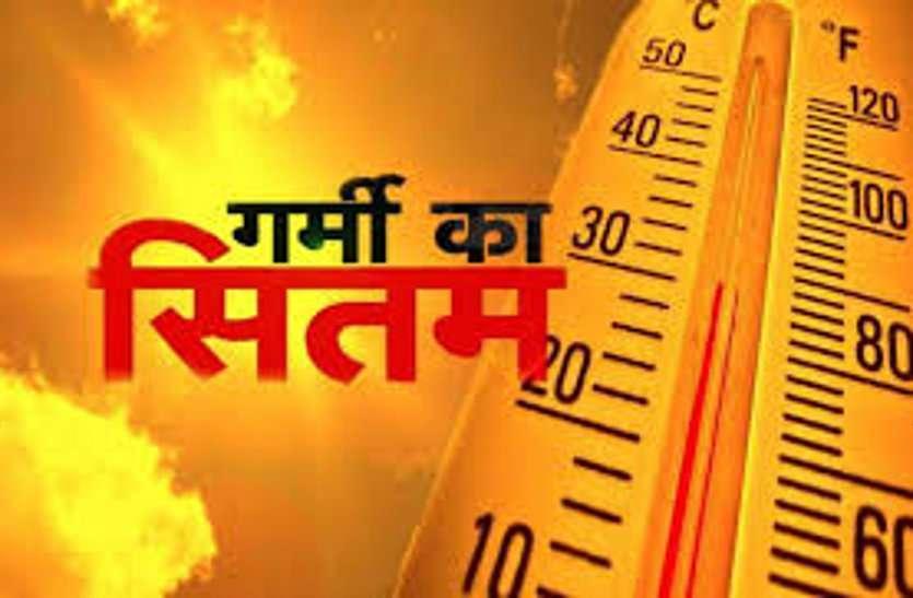 rajasthan heat news