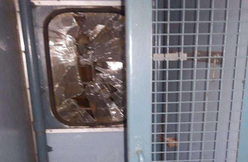 भुज-दादर एक्सप्रेस ट्रेन के गार्ड की हत्या