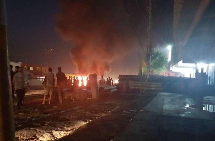इराक के किरकुक में सीरियल विस्फोट, 5 की मौत